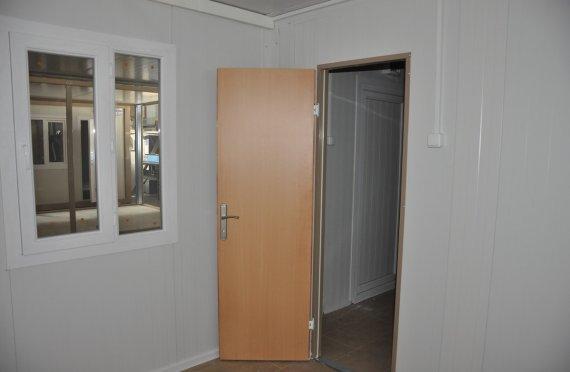 ბინის პაკეტის საოფისე კონტეინერი K7001