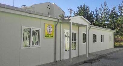 კარმოდმა შეასრულა ასაწყობი სკოლის შენობა.