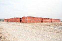 """""""კარმოდმა"""" 7 თვეში 10.000 მოსახლეზე გათვლილი ასაწყობი სახლების ქალაქი ააშენა"""