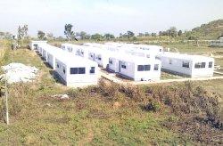 """""""კარმოდმა"""" გაეროს სამშვიდობო ძალებისთვის ნიგერიაში სამხედრო ყაზარმა ააშენა"""