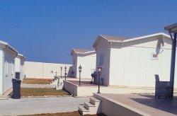 """""""კარმოდმა"""" ლიბიაში მასობრივი საცხოვრებელი პროექტი შეასრულა."""