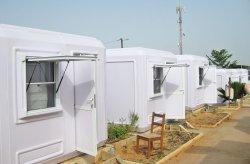 კარმოდმა სომალიში დაასრულა 250 კაციანი მოცულობის მუშათა ბანაკი