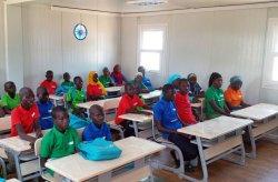 ნიგერიაში სკოლის პროექტი განვახორციელეთ