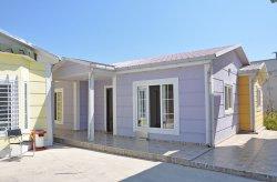 ერთსართულიანი პანელის სახლები
